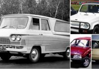 20. gadsimta neveiksmīgākie auto no PSRS