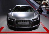 Jaunā Audi R8 apskats