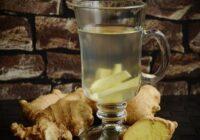 Ingvera un citrona dzēriens samazinās tavu vēdera apkārtmēru un uzlabos  locītavu veselību