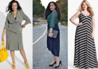 Apģērbs, kas paslēpj nepilnības jeb ko nēsāt pilnīgām sievietēm
