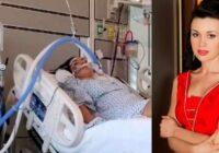 Skandāls: slimnīcas darbiniece centusies pārdot smagi slimās Zavorotņukas foto