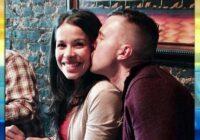 Vīrs noskūpstīja sievu un pagriezies ieraudzīja savu meitu. Vārdus, ko viņa sacīja, viņš nekad neaizmirsīs