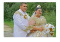 19 gadīga čigāniete apprecējās kleitā, kas maksā 200 tūkstošus dolārus. Kā tika svinētas kāzas?