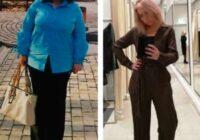 -50kg. Kā mainās seja, kad sieviete zaudē 40 un vairāk kilogramus
