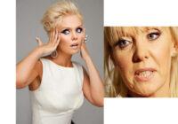 """Kā slavenas dziedātājas izskatās ar """"tonnu"""" kosmētikas bez filtriem"""