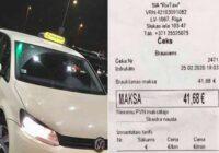 Latvieši par taksometru no Rīgas lidostas līdz Mūkusalas aplim samaksā gandrīz 42 eiro