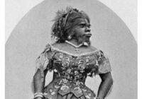 Hulia Pastrana – meitene, kura bija līdzīga pērtiķim! Nomira jaunībā, bet turpināja turneju 125 gadus!