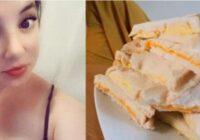 Sieviete jau 30 gadus ēd tikai sieru un maizi. Kā viņa šodien izskatās ar tik trūcīgu uzturu?