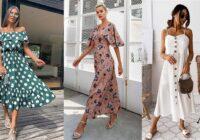 Piestāv visām. 5 kleitas, kurām  šovasar noteikti jābūt jūsu skapī