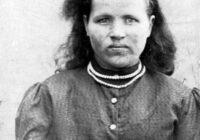 Kāpēc agrāk starp zemniecēm bija tik maz skaistu sieviešu