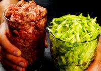 Glāze maltās gaļas un kabači: var gatavot visu vasaru un neapniks!