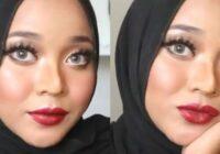 """Sieviete ar """"lelles"""" seju notīrīja grimu, lai parādītu, ka aiz spožā skaistuma slēpjas parasta sieviete"""