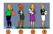 TESTS. Izvēlies simpātiskāko sievieti un uzzini kaut ko jaunu par sevi!