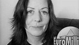 Sieviete, kura loterijā laimēja 27 miljonus un to pēc tam ļoti nožēloja, atrasta mirusi – lūk kas šobrīd zināms